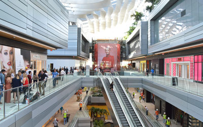 Gigabit Internet by Hotwire Communications Offers Brickell Visitors a Futuristic Shopping Experience
