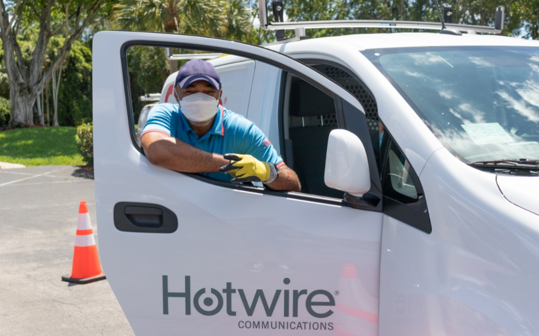 Hotwire Communications named Top Operator of the Year, recognized with Top Regional Executives